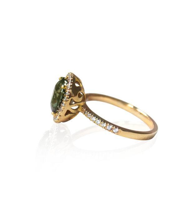 Anpé Atelier cph Rings  Classic ComplexityAlokaya ring