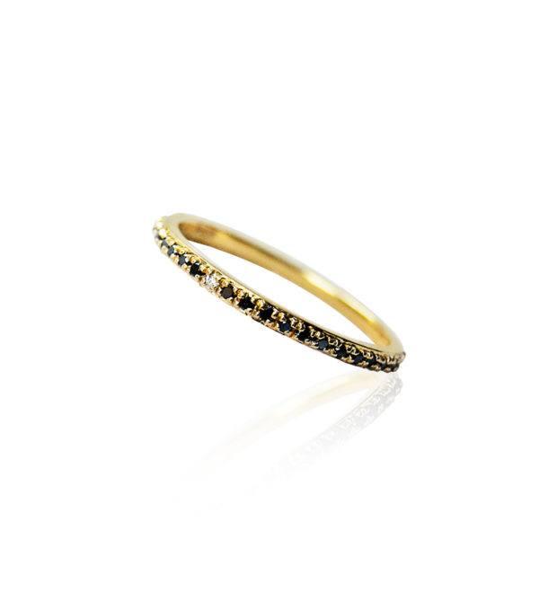Anpé Atelier cph Rings  Scandinavian SimplicitySarah Lil Black Ring
