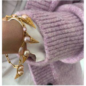 Pernille Lauridsen Bracelets  Ice Cream Charms Bracelet