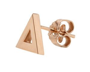 Haniel Jewelry Earrings  EarringsSolid Triangle Earring