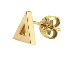 Haniel Jewelry Earrings  EarringsSolid Triangle Earring