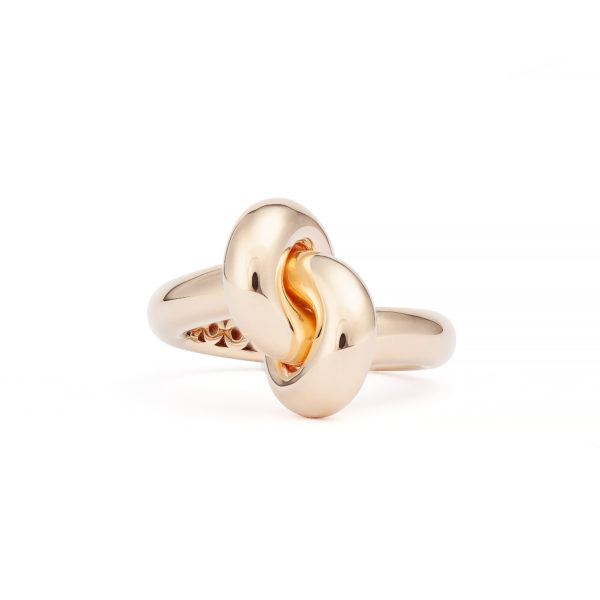 Engelbert Rings  Knot CollectionAbsolutely Loose Knot