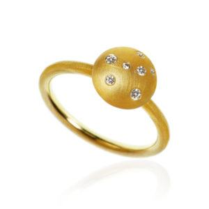 Dulong Fine Jewelry Rings  MushroomMushroom Ring