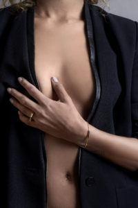 Haniel Jewelry Rings  RingsBridge Gold Ring