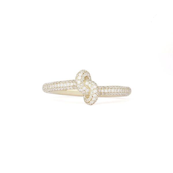 Engelbert Rings  Knot CollectionAbsolutely Slim Knot
