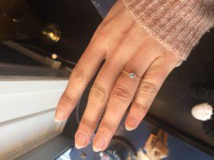 Nord By Thomsen Rings  Diamond RingDiamond Ring