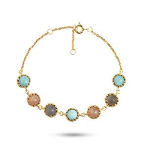 Carré Jewellery Bracelets  SS19Goldplated Bracelet