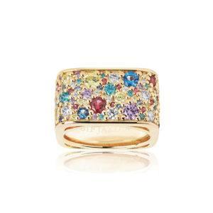 Sif Jakobs Jewellery Rings  RainbowRing Novara Quadrato
