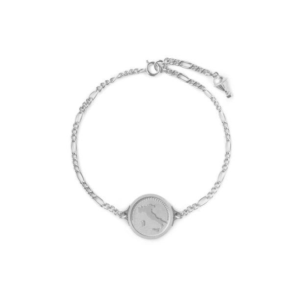 Unspoiled Jewels Bracelets  SilverSilver Italy