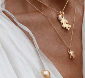 Ole Lynggaard Copenhagen Necklaces  ElephantsElephant Charm