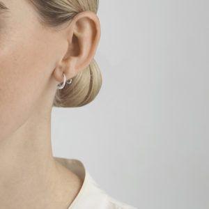 Georg Jensen Earrings  MercyMercy Swirl Earrings