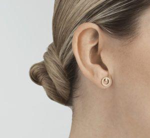 Georg Jensen Earrings  HaloHalo Earstud