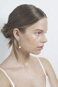 Polar Jewelry Earrings  Tarot CollectionThe Lovers Backdrop Earrings