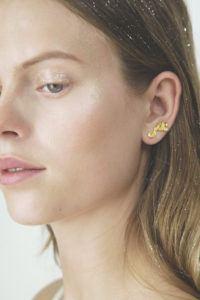 Polar Jewelry Earrings  Tarot CollectionThe Magician Earcrawler
