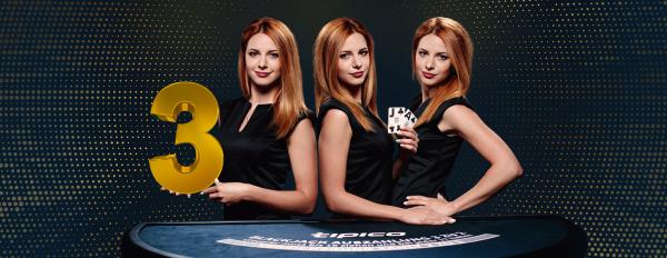 Live Casino Triplet