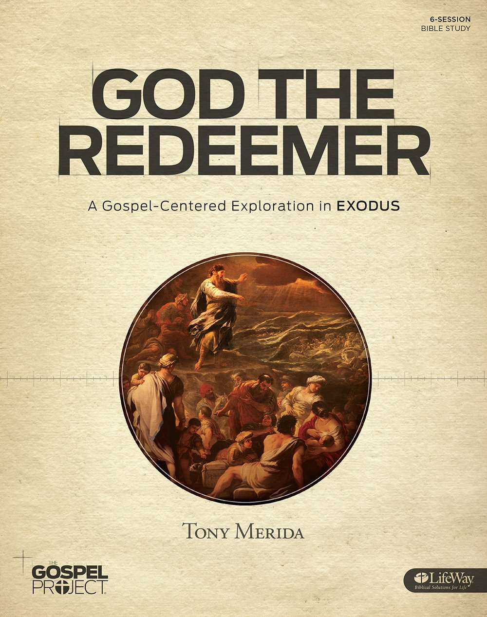 The Gospel Project Chronological (TGPC) – God the Redeemer [Vol 2] (Bible Study Book)
