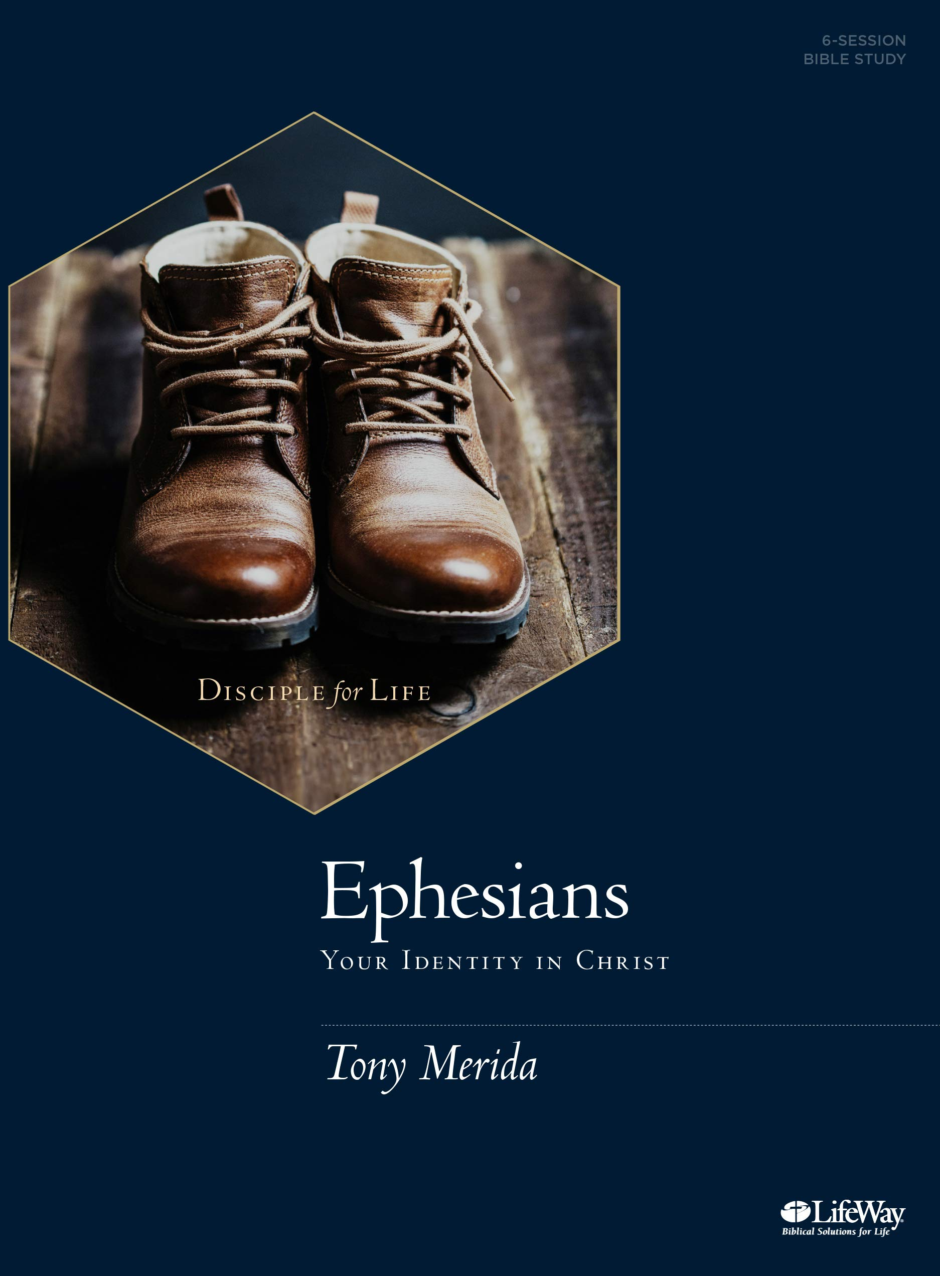 Ephesians – Bible Study Book: Your Identity in Christ