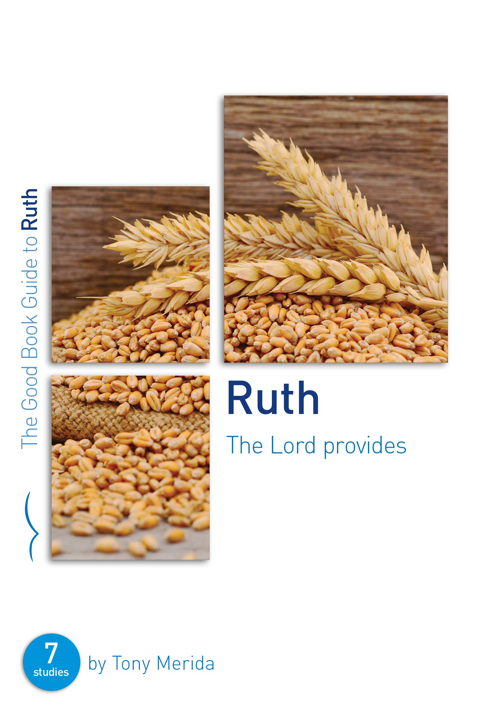 Ruth: The Lord Provides (Good Book Guides)