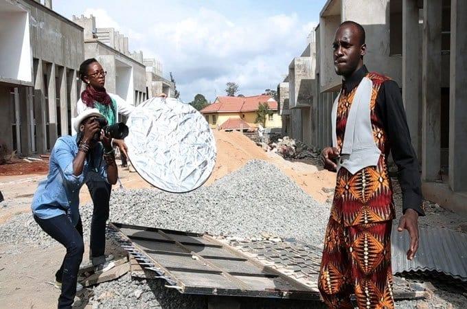 Constructing Africa