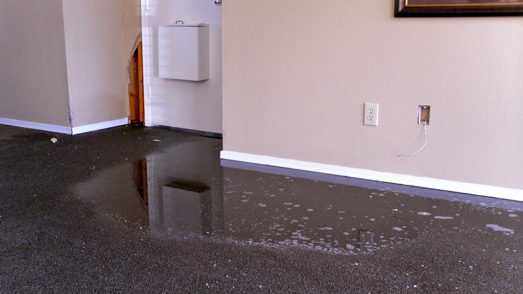 flood damage restoration