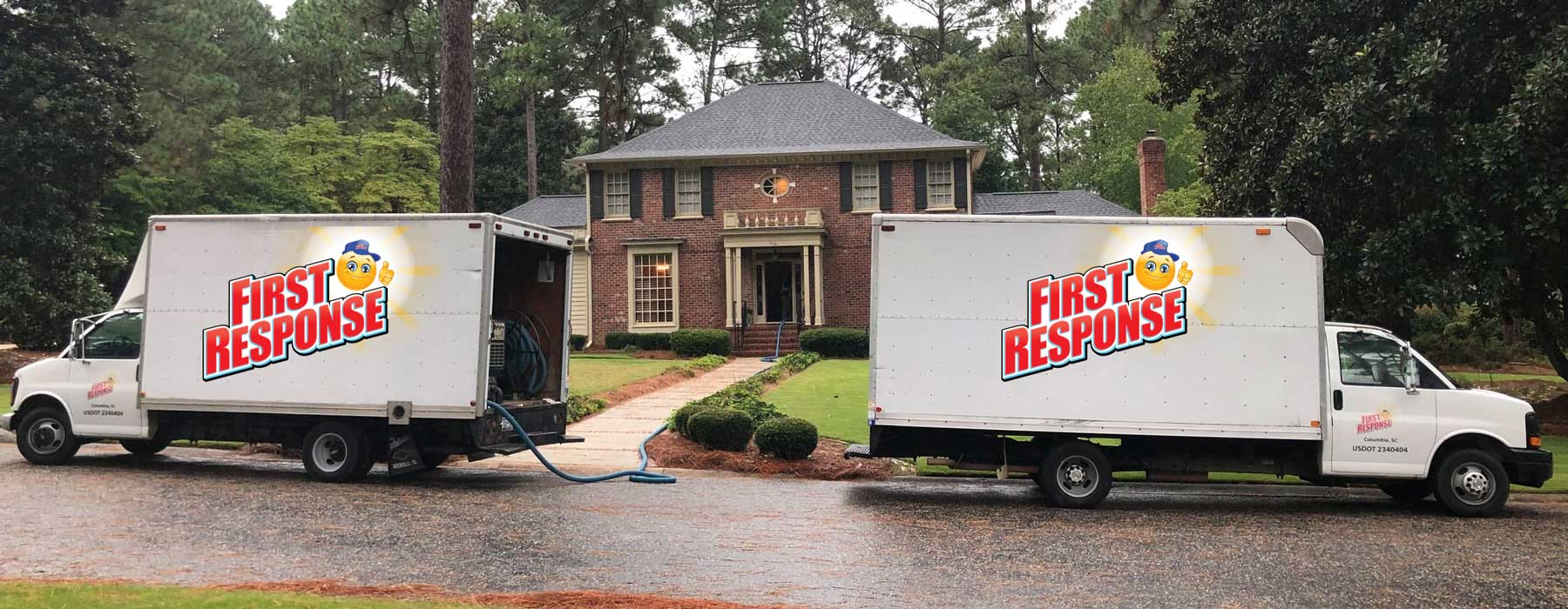 water damage columbia sc