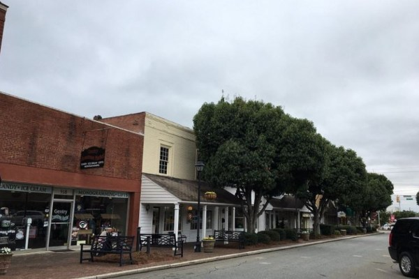 Historic Downtown Perry