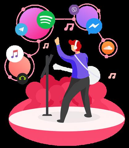 Tuneer.net Music Marketing Platform