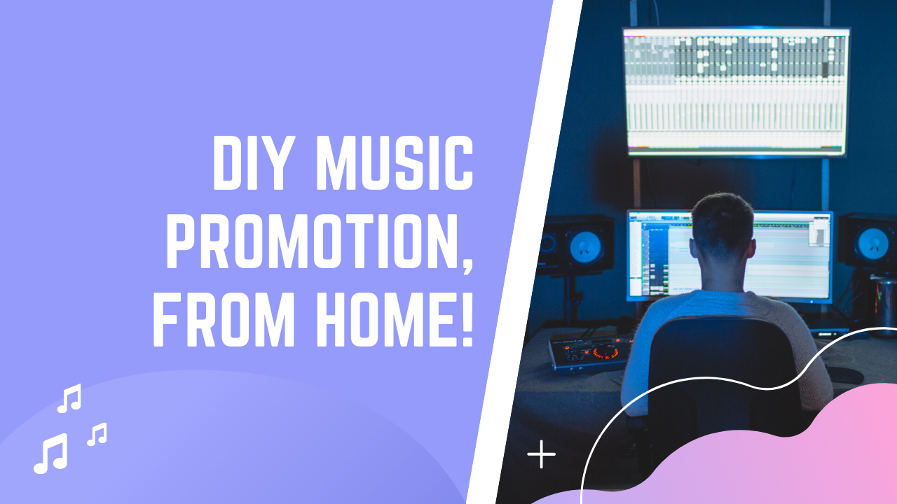 diy music websites