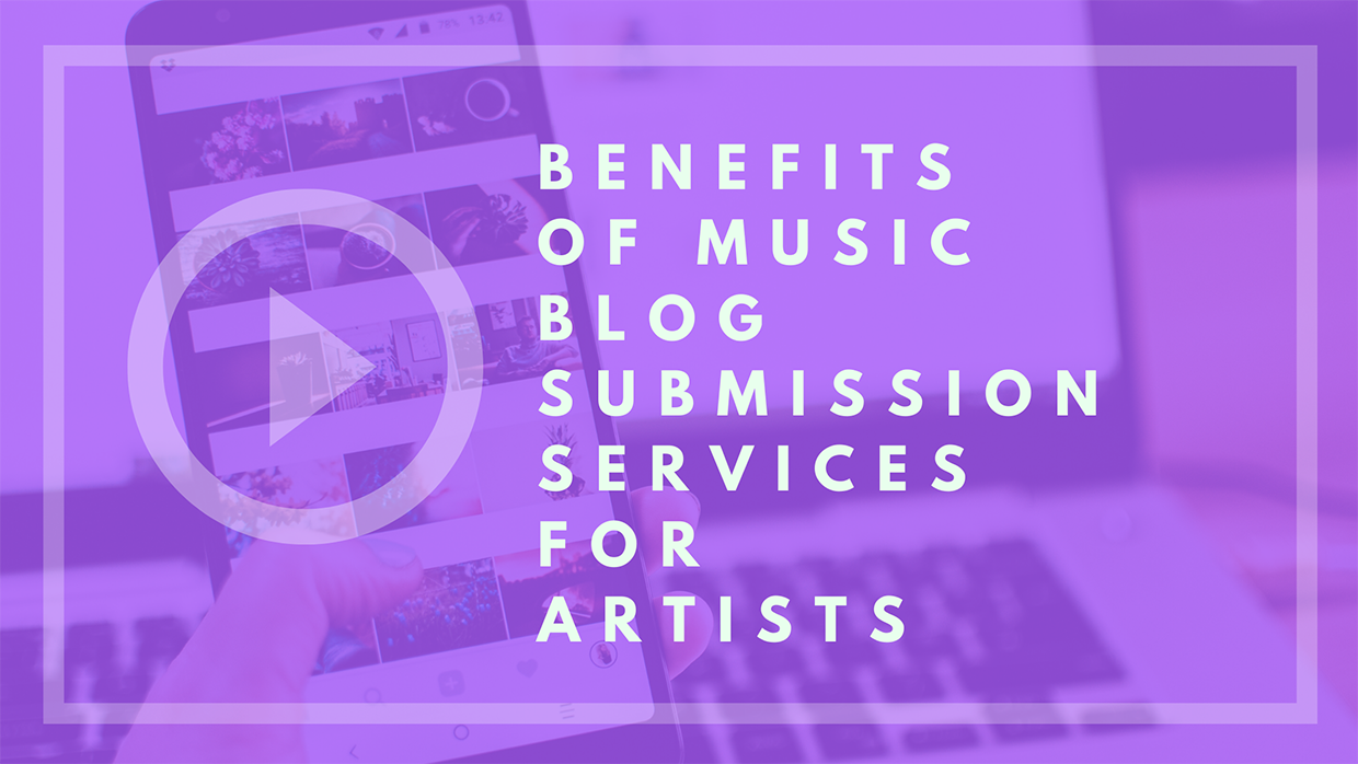 Music Blog Submission List