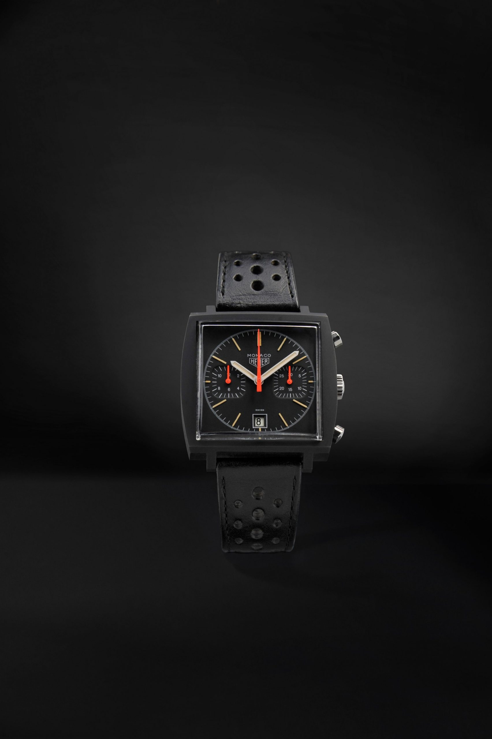 095d85cca71 TAG Heuer celebrates the 50th Anniversary of its iconic Monaco with a  special piece: TAG Heuer Monaco 1969-1979 Limited Edition