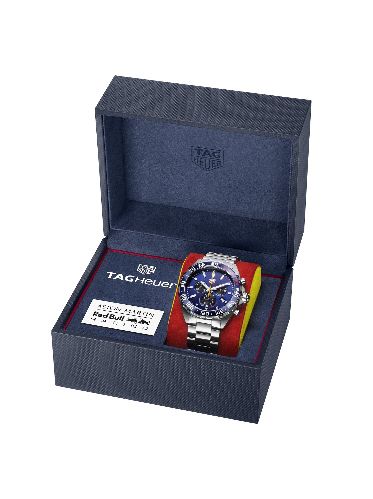 Tag Heuer Formula 1 Aston Martin Red Bull Racing Special Edition 2020 Watch I Love
