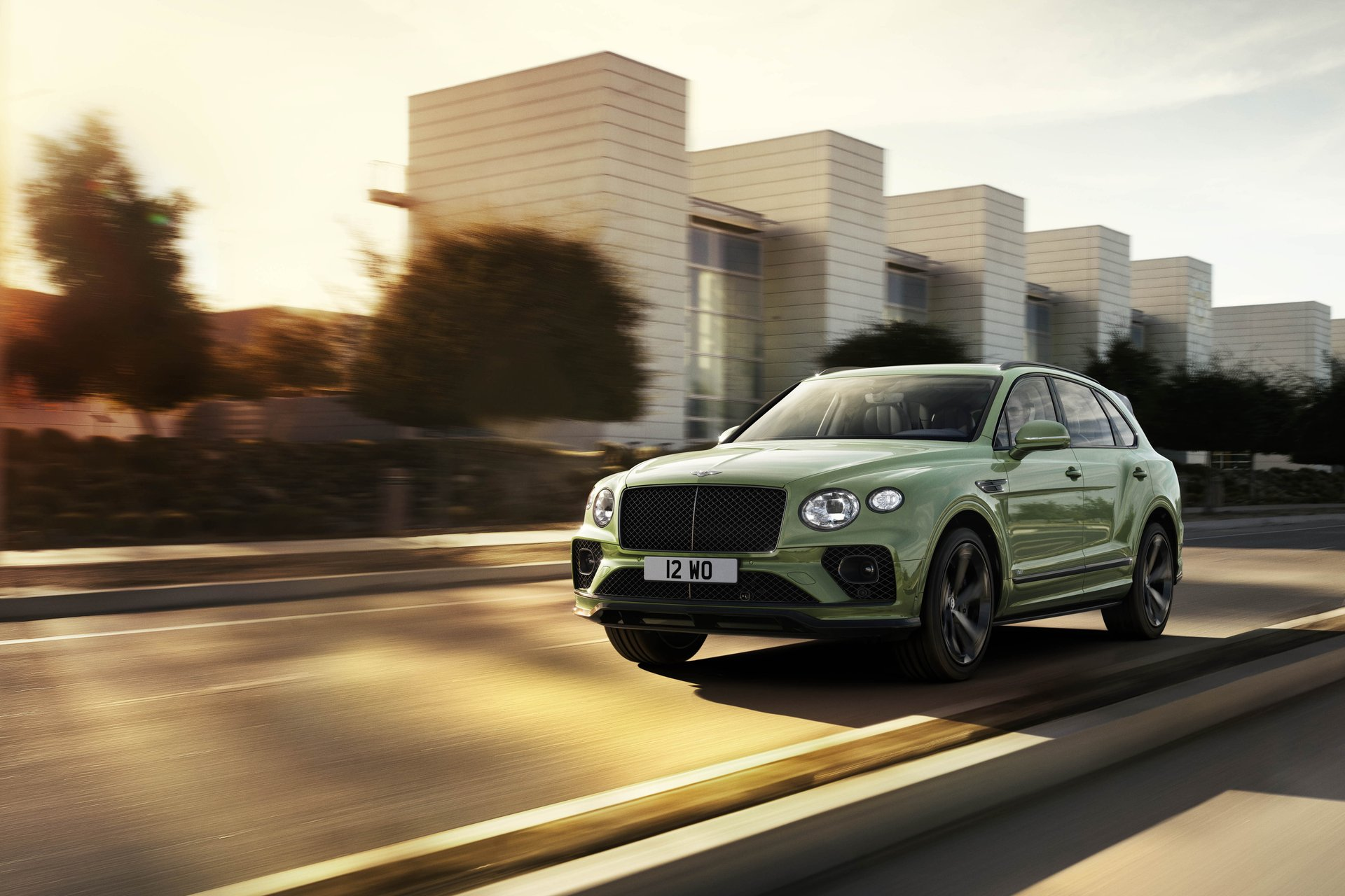 New Bentley Bentayga The Definitive Luxury Suv Watch I Love