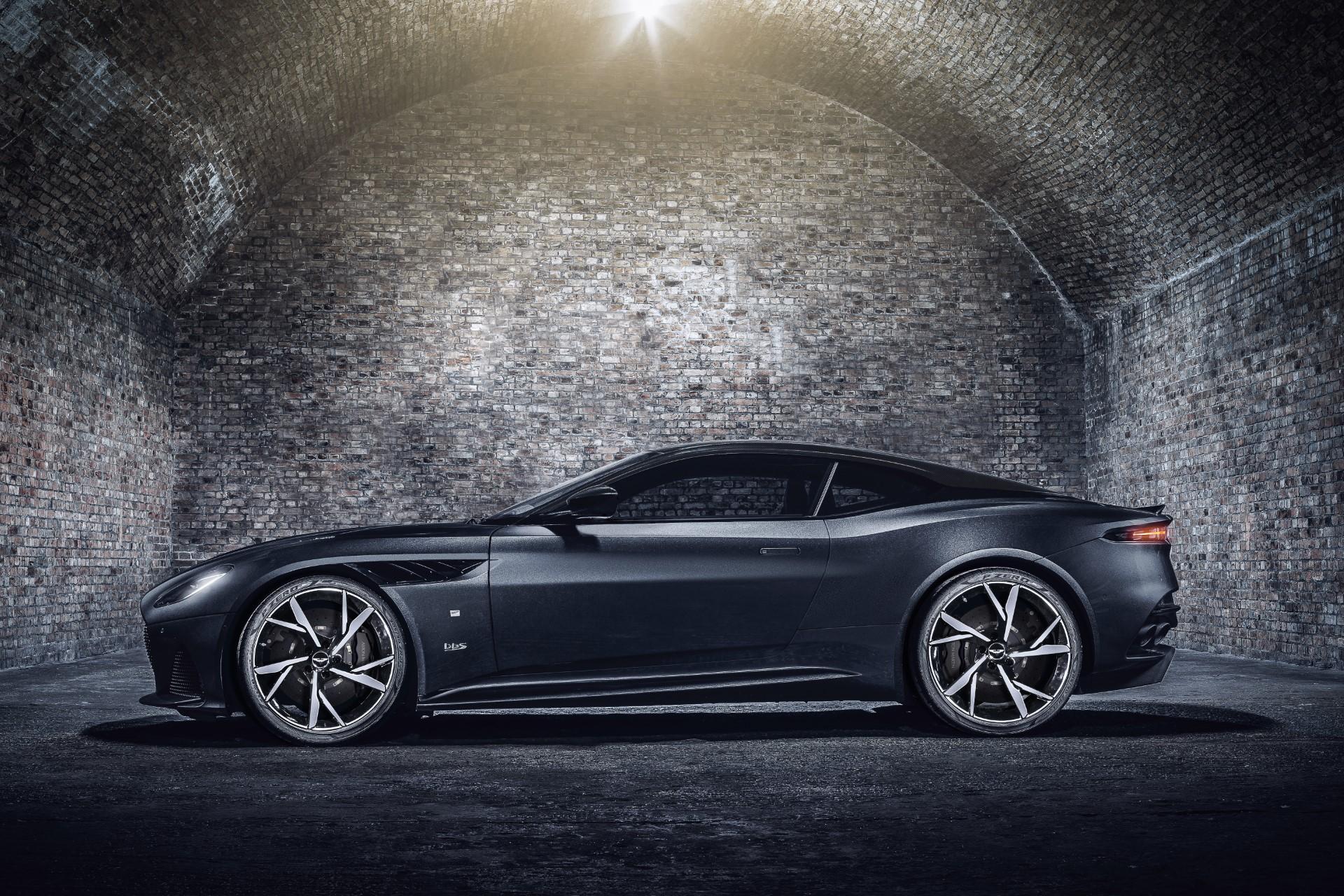 Aston Martin Vantage 007 Edition Watch I Love