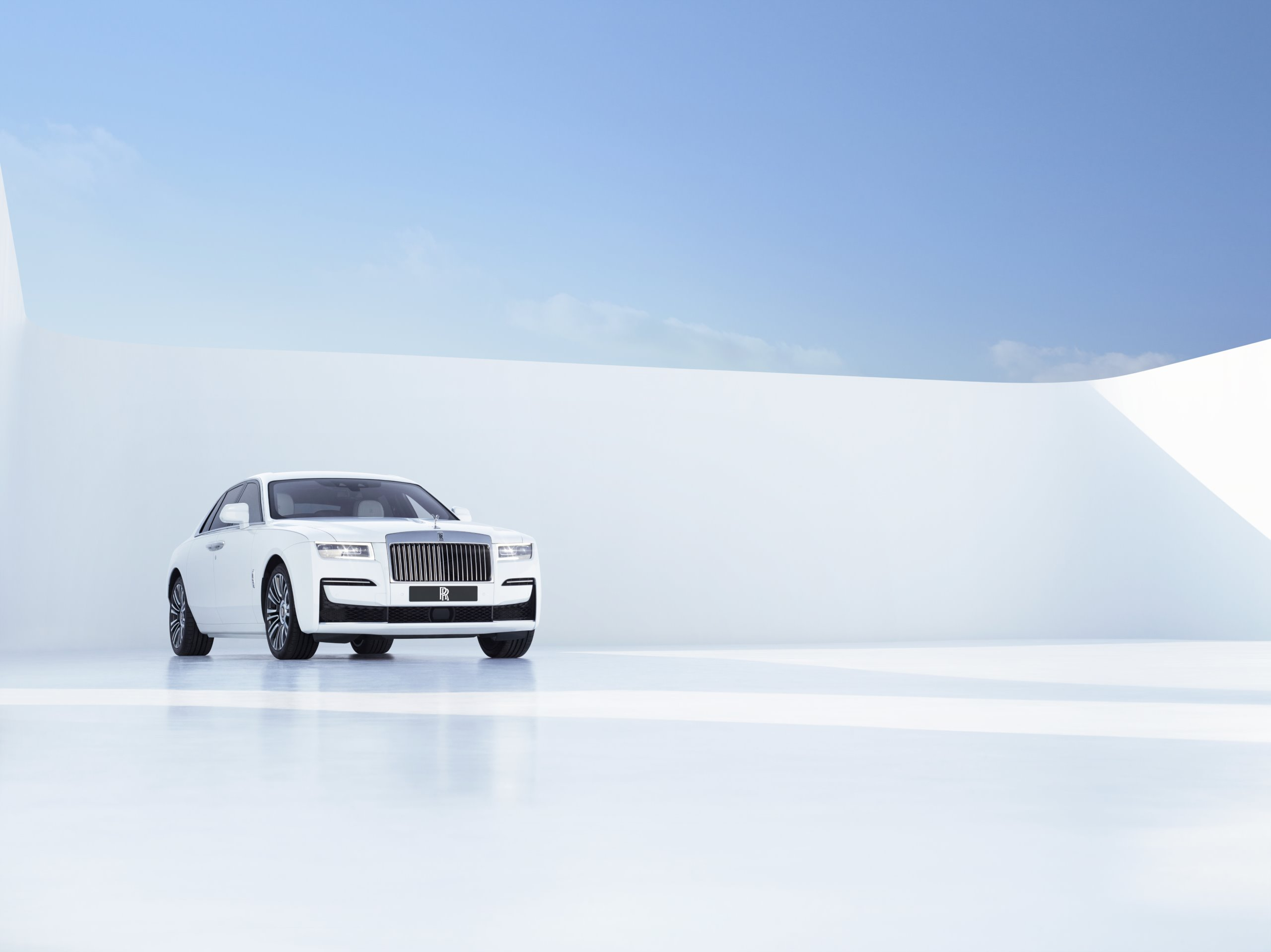 The New Rolls Royce Ghost Watch I Love