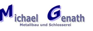 Metallbau Genath Logo