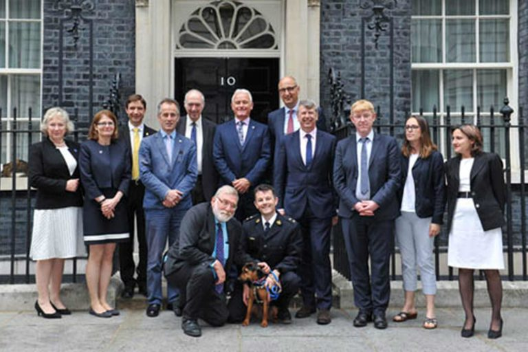 Charities meet Government advisor to call for increased prison sentences