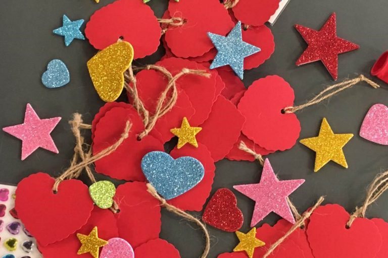 Make and Create arts and crafts 19th-21st February