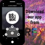 Download our app from RadioFX