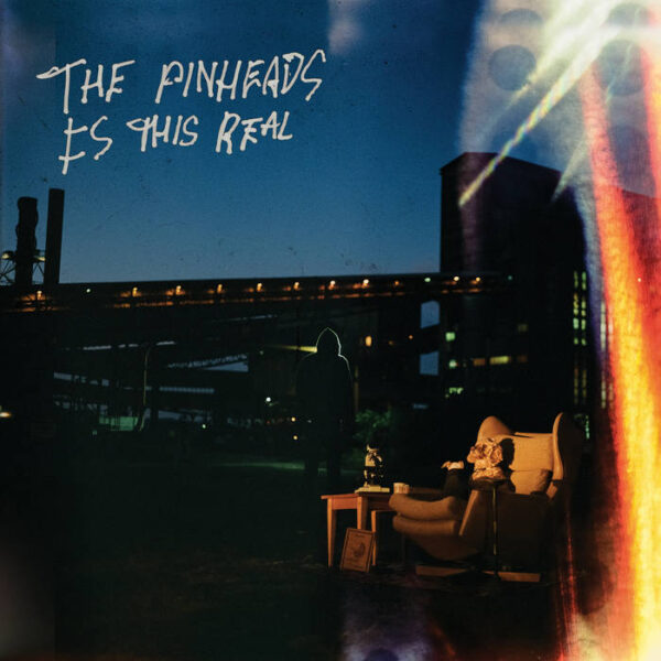 Is this Real by The Pinheads album cover
