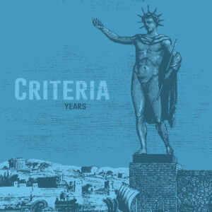 Criteria by Years album cover