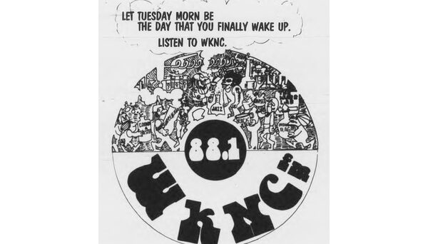 Ad published in Aug. 31, 1973 Technician.