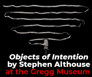 Objects of Intention by Stephen Althouse at the Gregg Museum