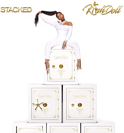 Kash Doll - Stacked Album Cover