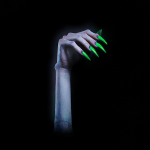 """TURN OFF THE LIGHT"" album cover image"