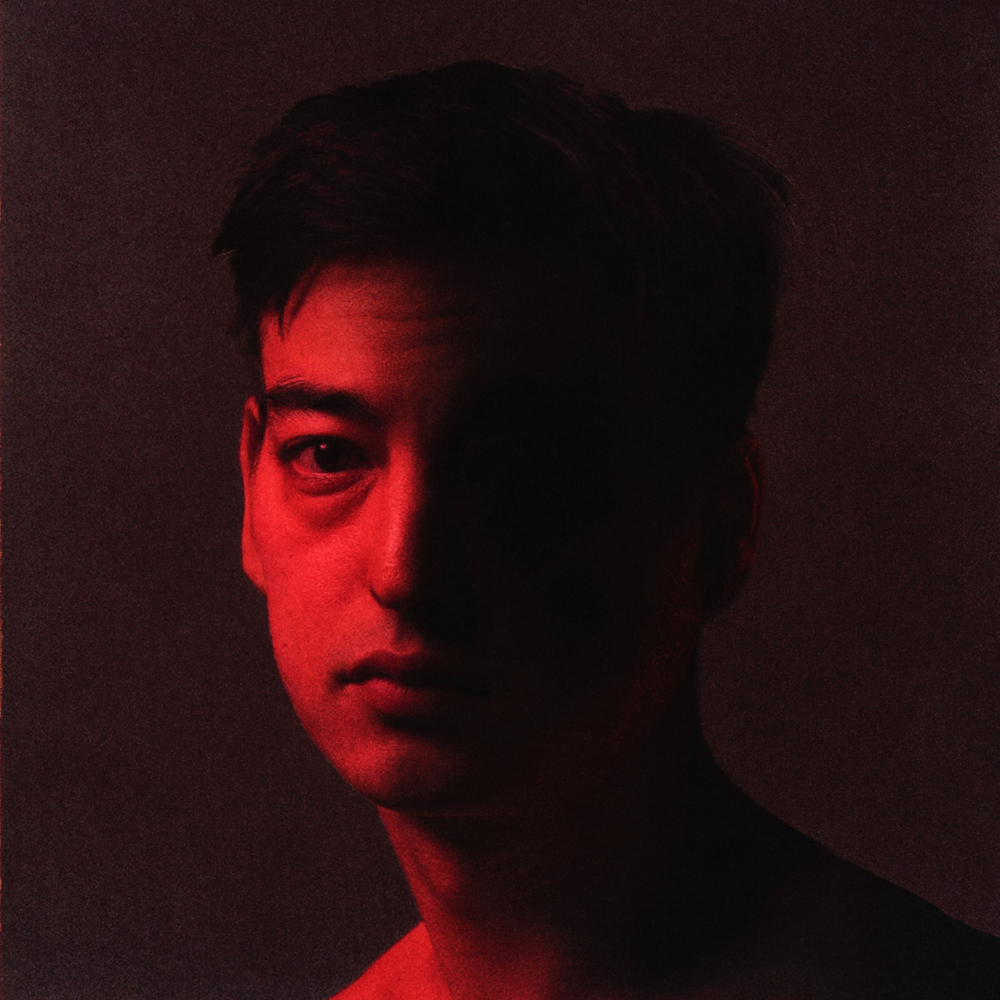 Cover art for the album Nectar by Joji
