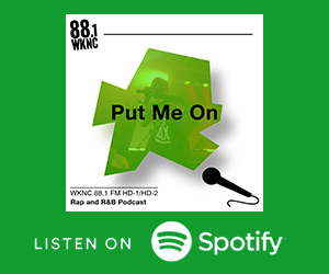 Put Me On Listen on Spotify