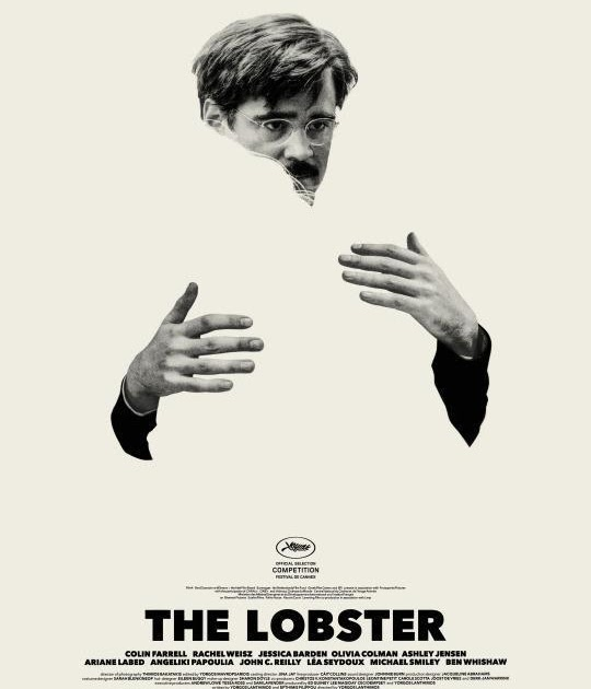 Movie poster for The Lobster (2015)