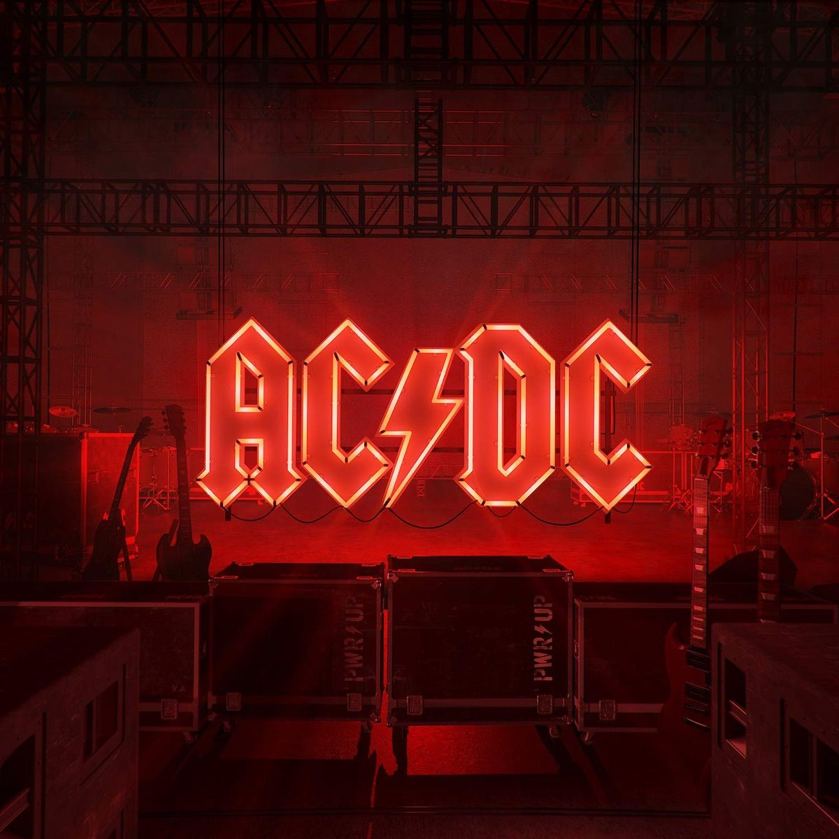 AC/DC Power Up Album Cover