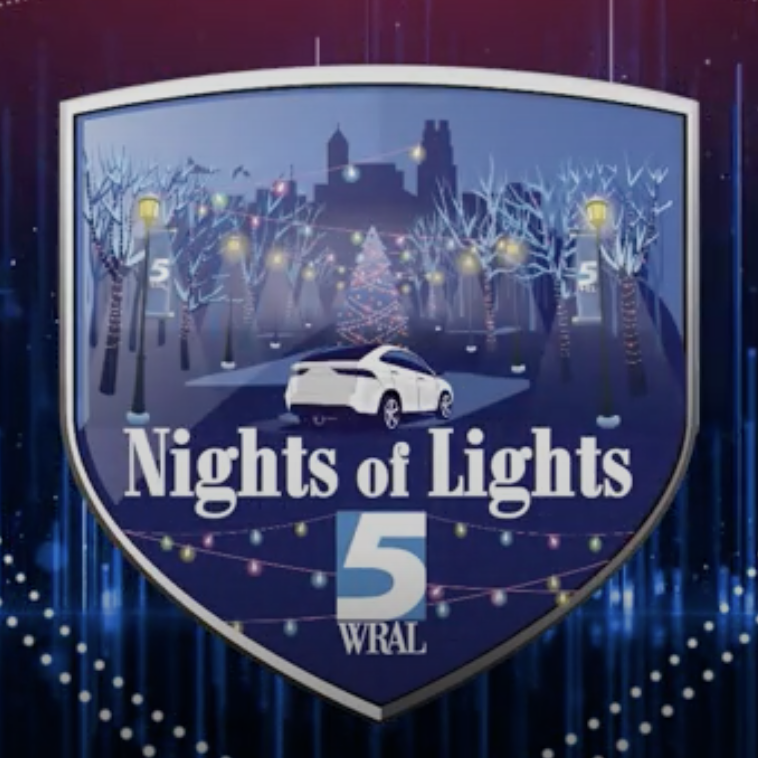 Nights of Lights advertisement graphic
