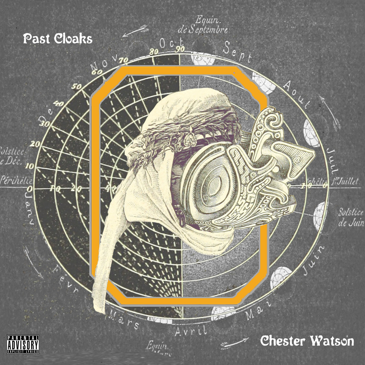 Past Cloaks Album Cover